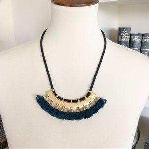 Madewell Tassel Necklace